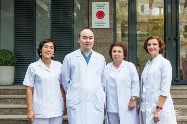 哈萨克斯坦IRM医院(新院区)